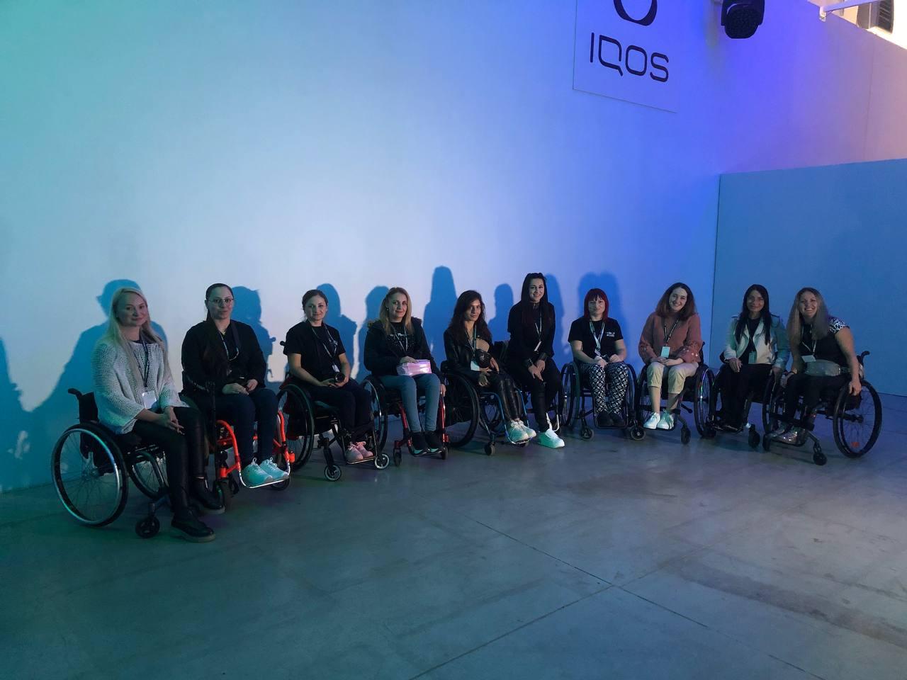 Fashion Inclusia: Як 30 людей з інвалідністю  здобули навички фешн-професій-Фото 1