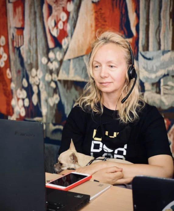Small Talk: Світлана Ліщинська, режисерка-Фото 2