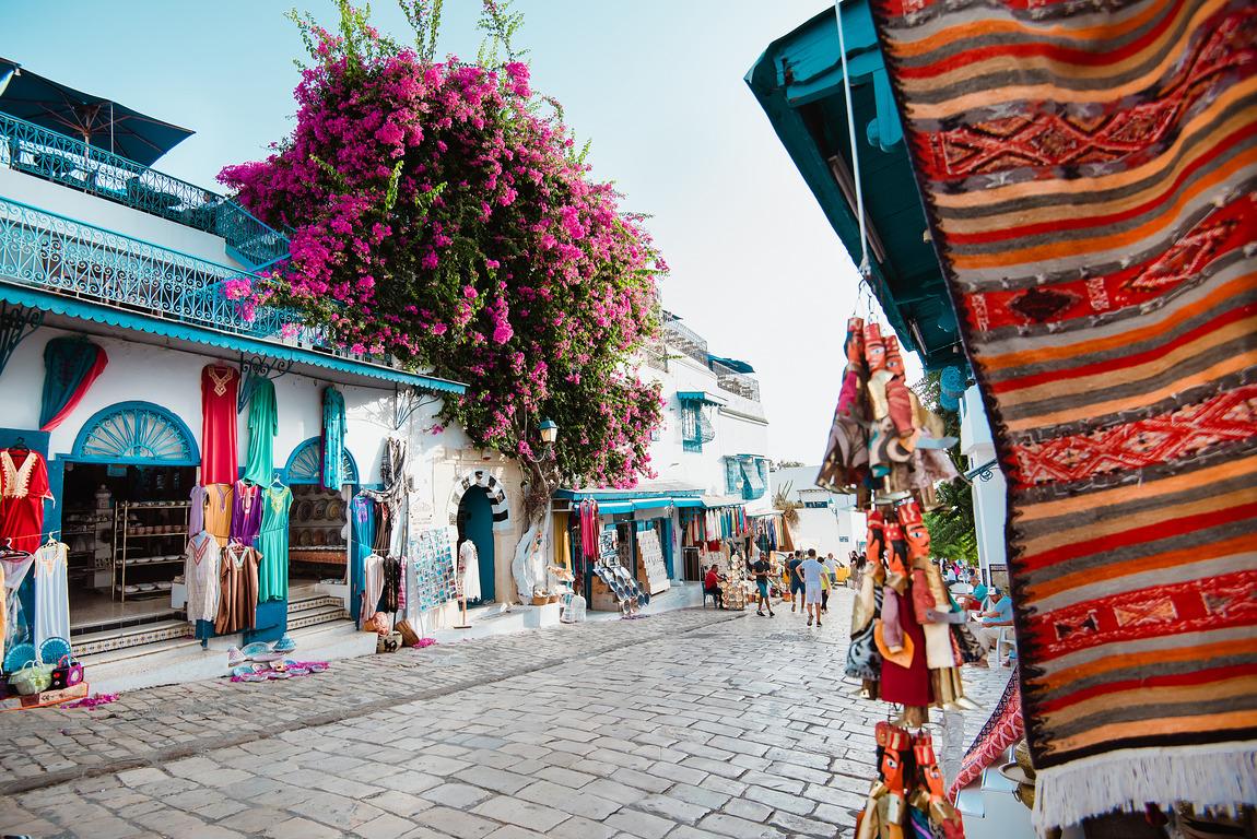Тунис 6