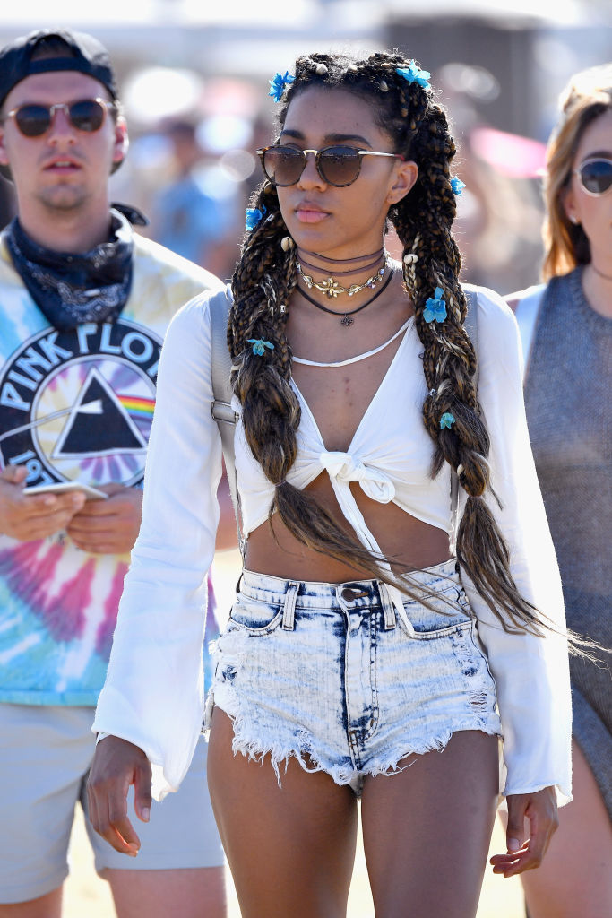 beauty Coachella 2017