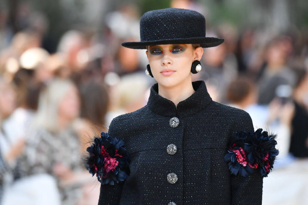 Chanel Haute Couture fall winter 2017
