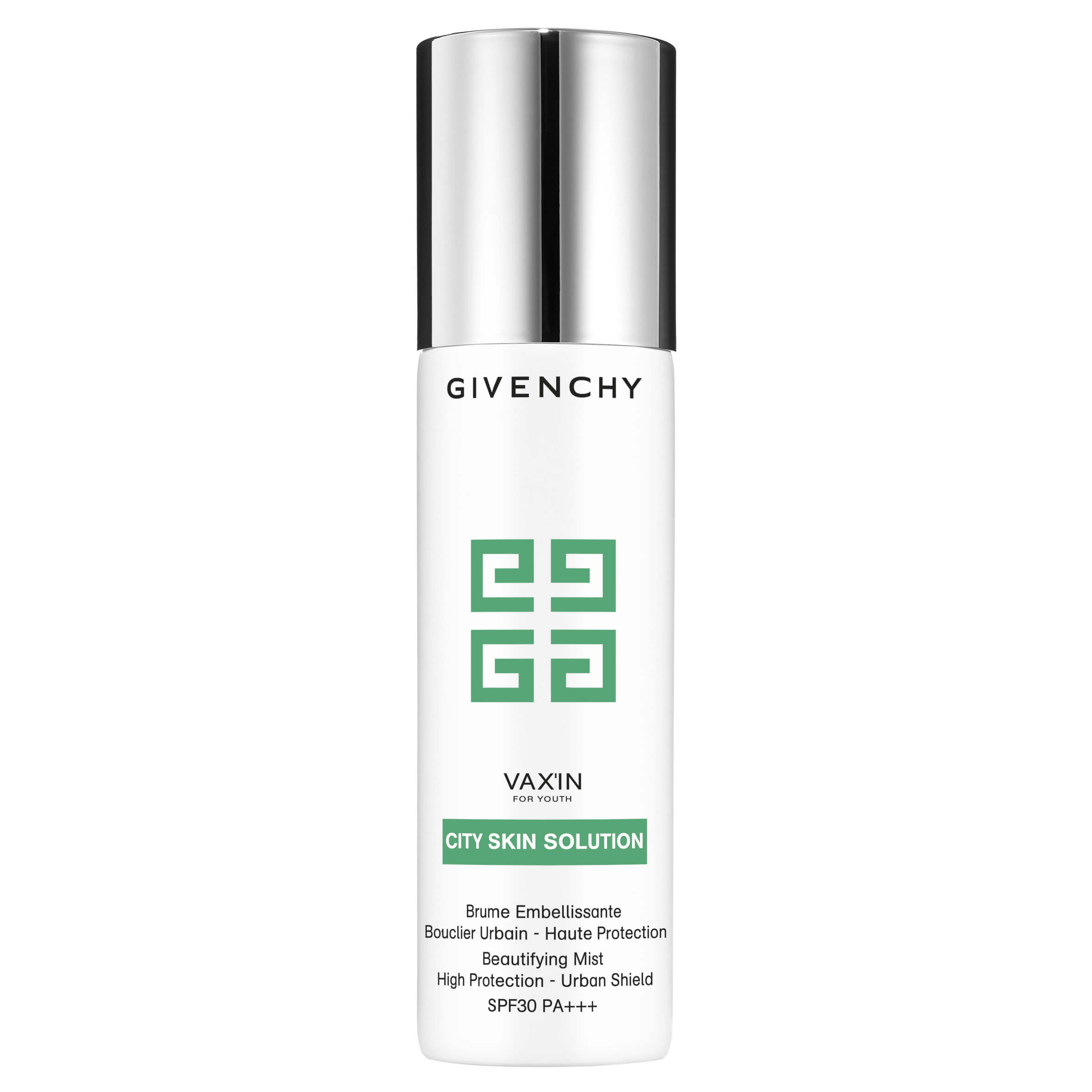 дымка Vax'in for Youth City Skin Solution SPF 30, GIVENCHY